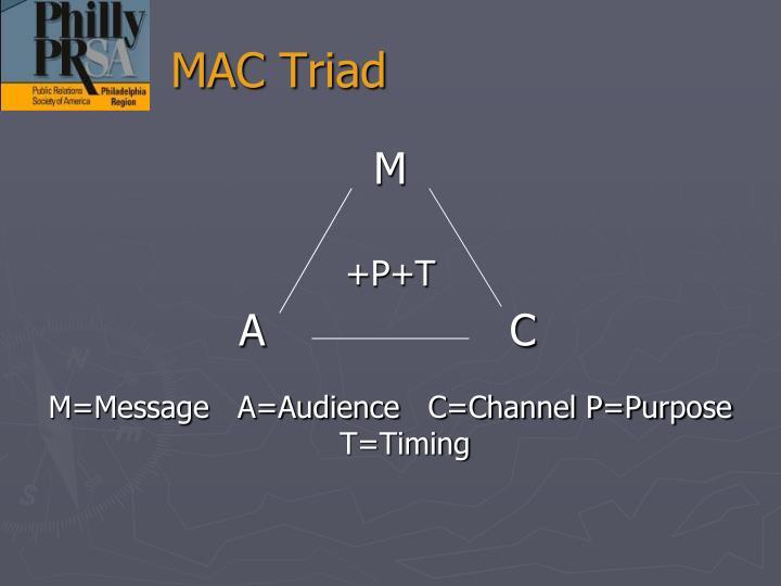 MAC Triad