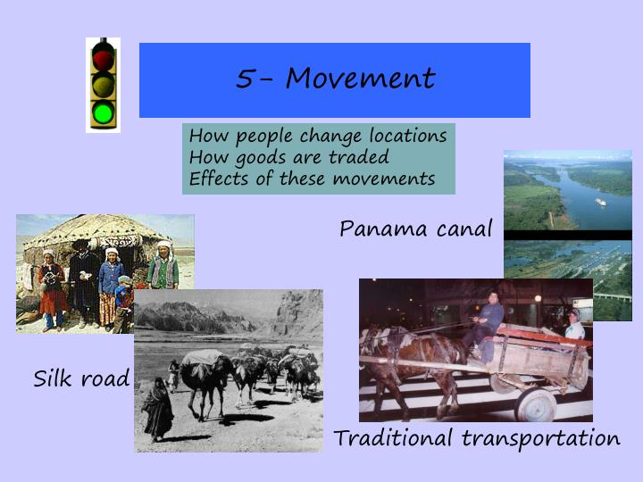 5- Movement