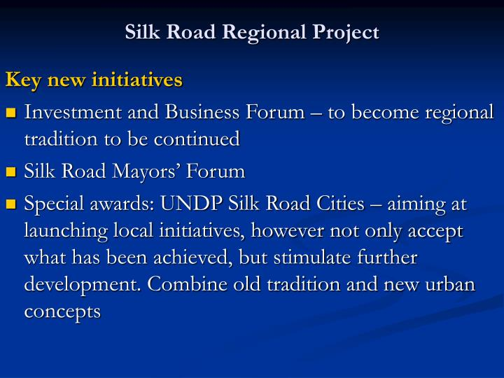 "silk road project China's ""one belt, one road"" (obor) initiative is the most ambitious overarching infrastructure project to be proposed in the modern era, and it requires."