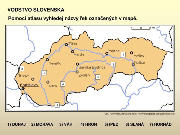 VODSTVO SLOVENSKA