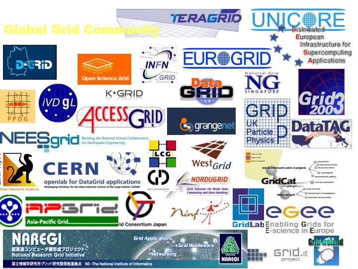 Global Grid Community