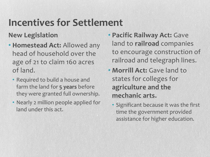 Incentives for Settlement