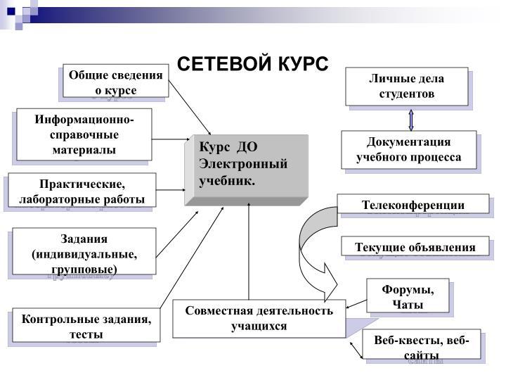 СЕТЕВОЙ КУРС