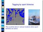 tagging by sport fisheries1