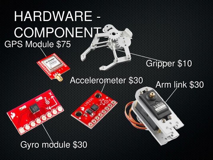 HARDWARE - COMPONENTS