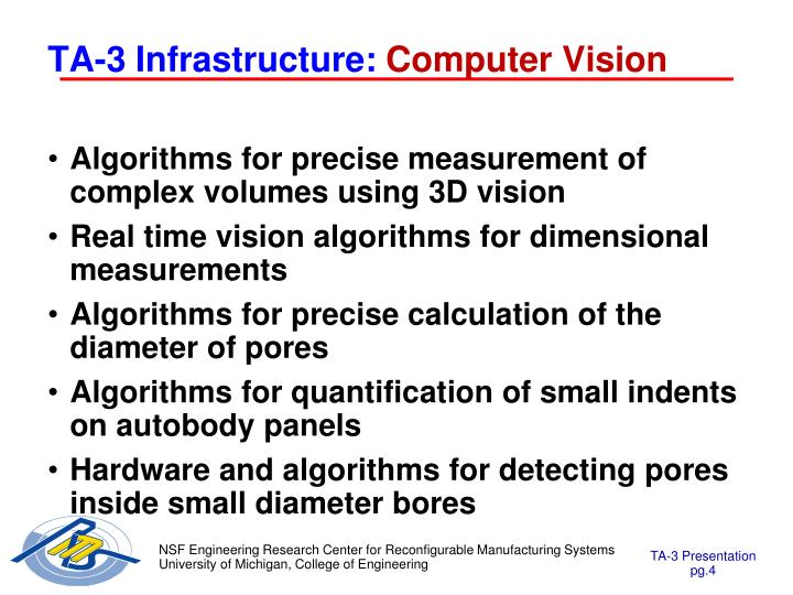 Algorithms for precise measurement of complex volumes using 3D vision