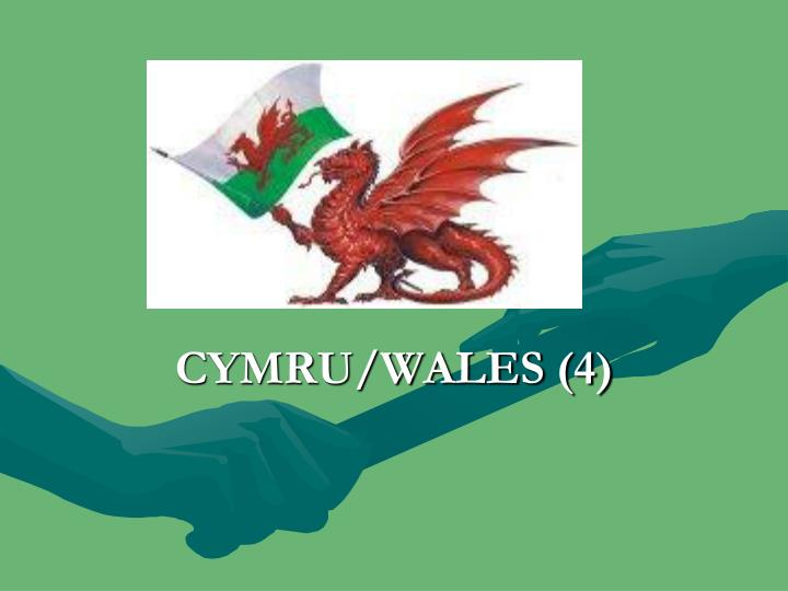 CYMRU/WALES (4)