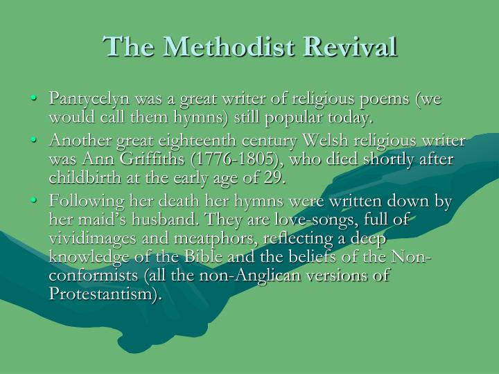 The Methodist Revival