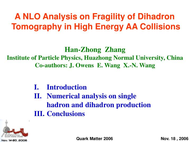a nlo analysis on fragility of dihadron tomography in high energy aa collisions