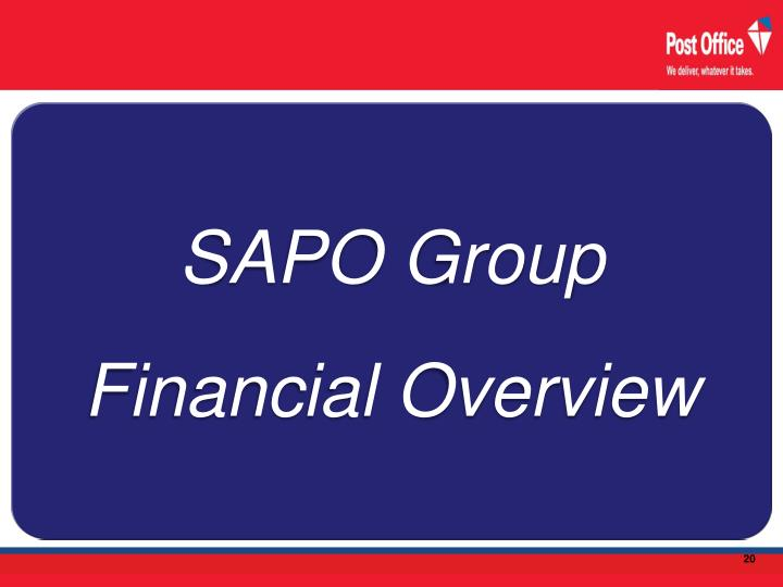 SAPO Group