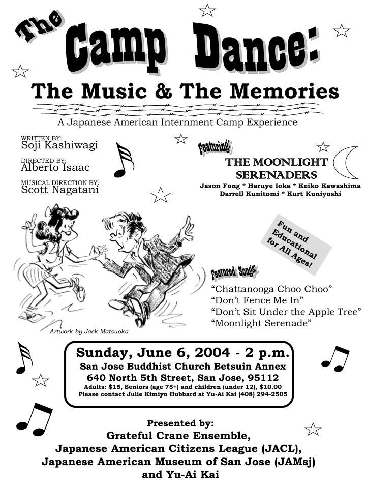 Sunday, June 6, 2004 - 2 p.m.