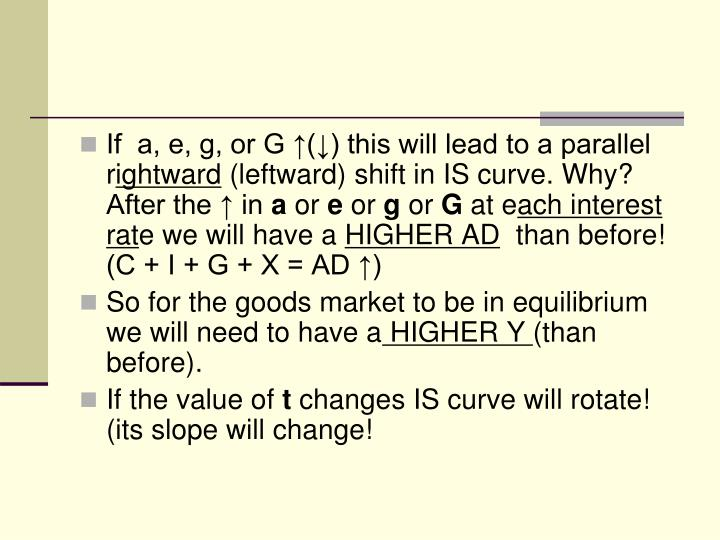 If  a, e, g, or G ↑(↓) this will lead to a parallel r