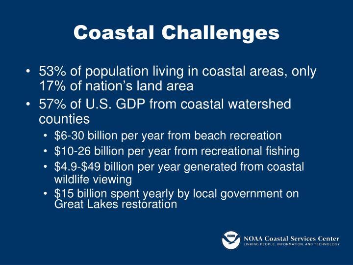 Coastal Challenges