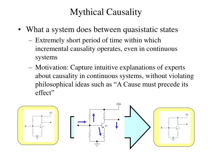 Mythical Causality