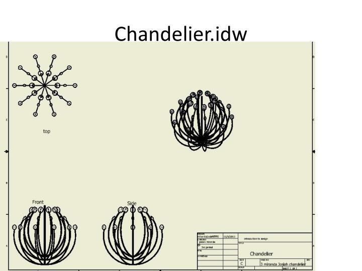 Chandelier.idw