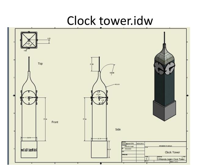 Clock tower.idw