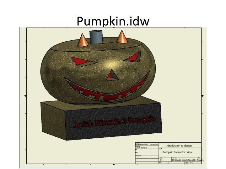 Pumpkin.idw