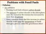 problems with fossil fuels3
