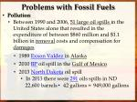 problems with fossil fuels6