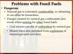 problems with fossil fuels7