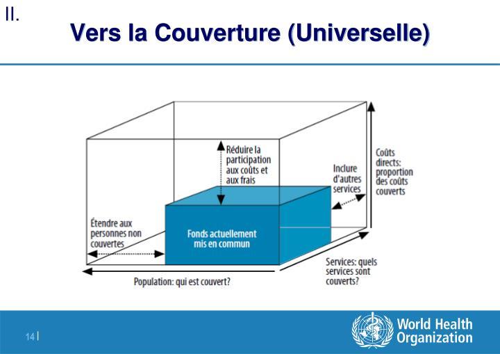 Vers la Couverture (Universelle)