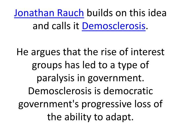 Jonathan Rauch