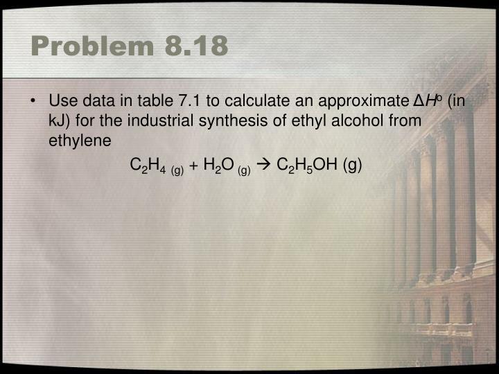 Problem 8.18