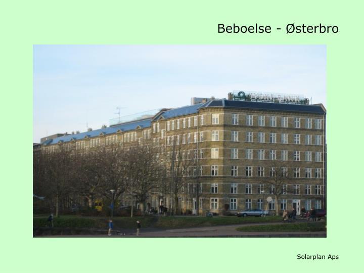 Beboelse - Østerbro