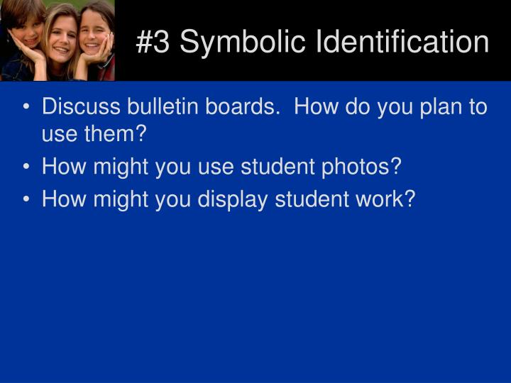 #3 Symbolic Identification