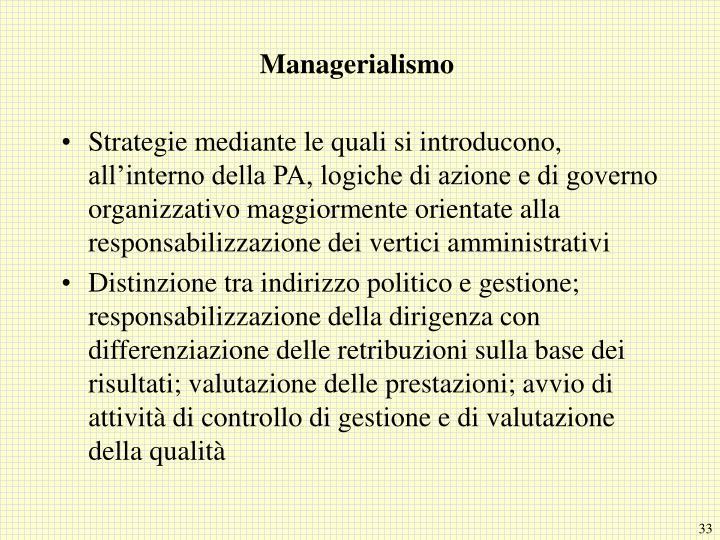 Managerialismo
