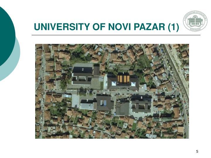 UNIVERSITY OF NOVI PAZAR (1)