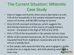 the current situation mhlontlo case study4