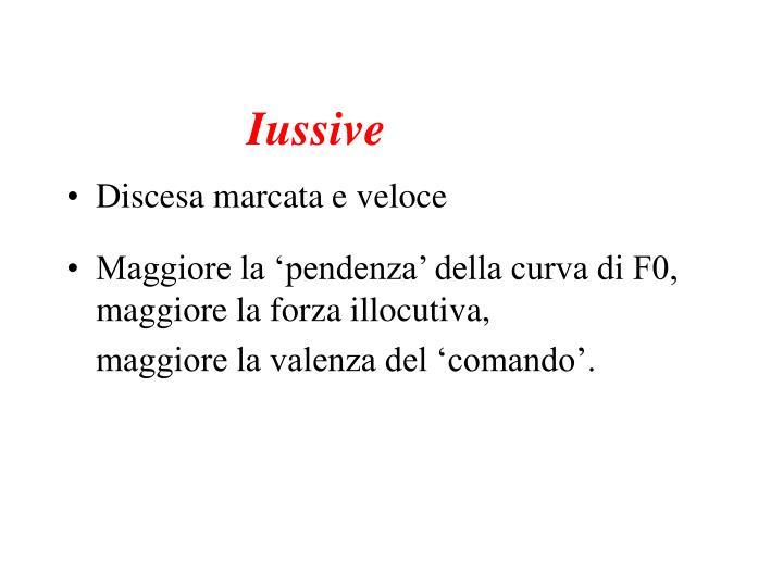 Iussive