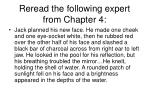 reread the following expert from chapter 4