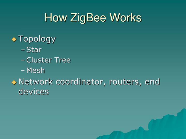 How ZigBee Works