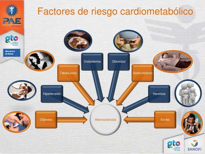 Factores de riesgo cardiometabólico