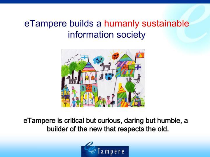 eTampere builds a