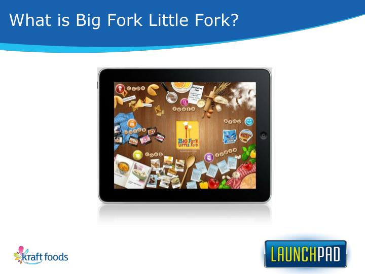 What is big fork little fork