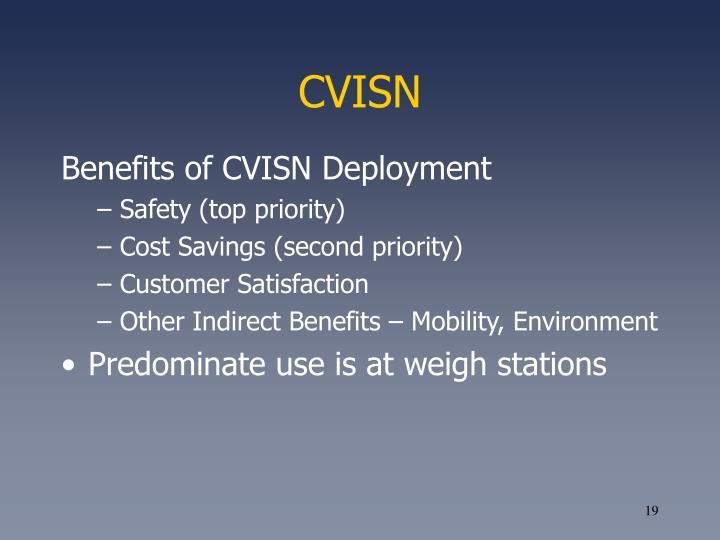 CVISN