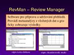 revman review manager