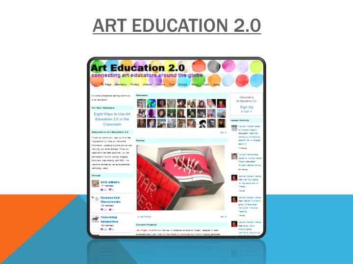 Art Education 2.0