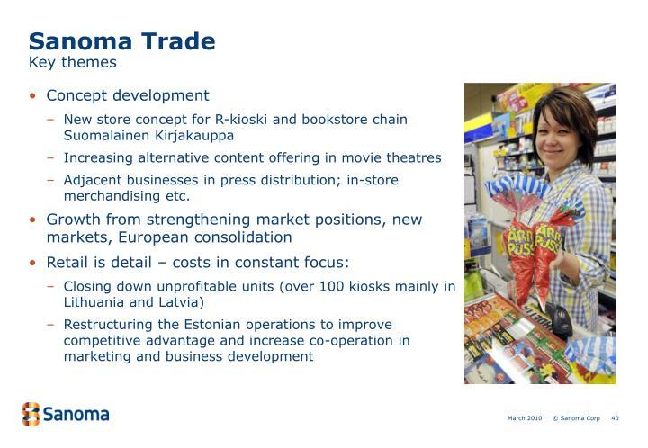 Sanoma Trade