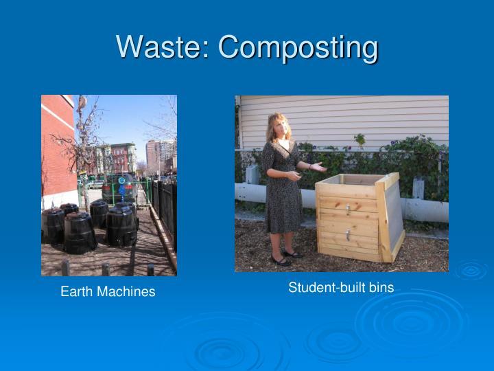 Waste: Composting