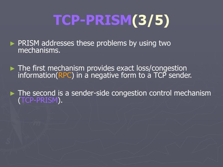 TCP-PRISM