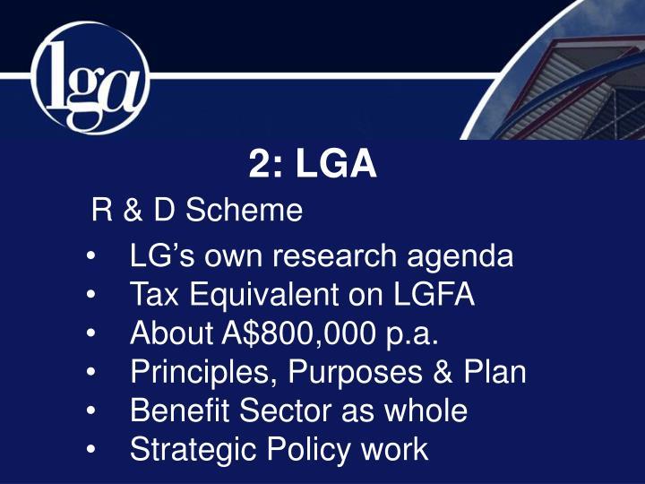 2: LGA