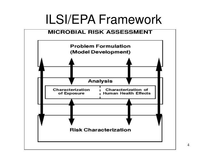 ILSI/EPA Framework