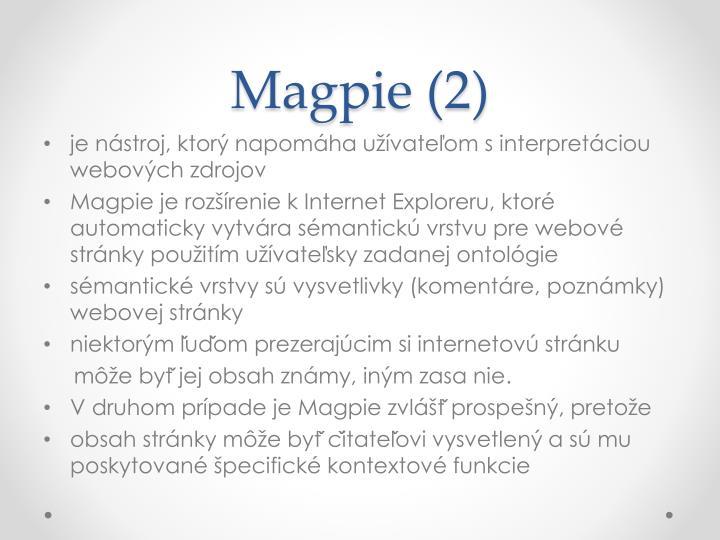 Magpie (2)