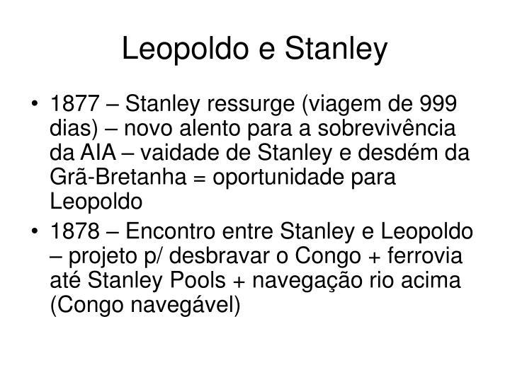 Leopoldo e Stanley