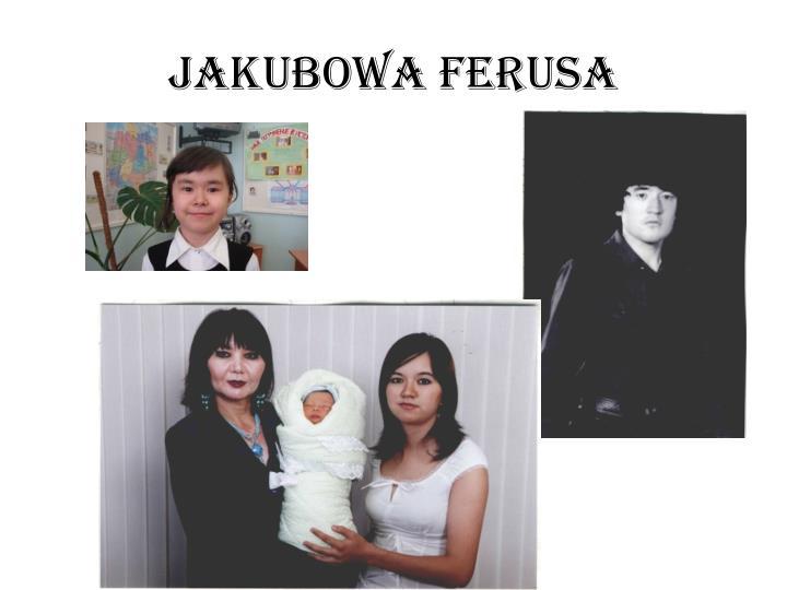 Jakubowa