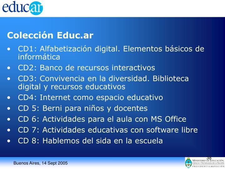 Colección Educ.ar